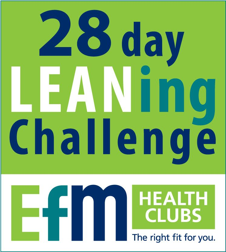 28 Day LEANing Logo